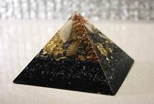 4.13 inches Big Orgone Pyramid EMF protection from Radiation, Healing energy 4
