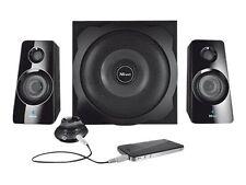 Bubwoofer Speaker Trust Tytan 2.1 Bluetooth 120w