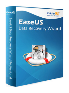 EaseUS Data Recovery 13.5 ✔️ Software Wizard Technician  ✔️ PRE-ACTIVATED