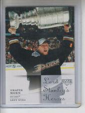 07/08 UD S1 Anaheim Ducks Travis Moen Lord Stanley`s Heroes card #LSH7
