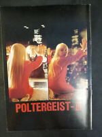 Poltergeist III - Movie Pamphlet for the 1988 Japanese release - A4 Format