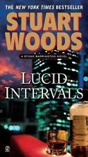 Lucid Intervals by Stuart Woods (Oversized - Paperback) Stone Barrington Series
