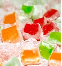 TURKISH DELIGHT  Mixed Flavours 1 KG.