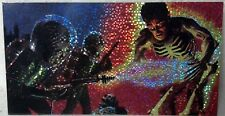 1996 Topps Mars Attacks Holo-Foil widevision MA-3 Card NM/VF 4 3/4x 2 1/2