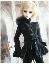 1/3 BJD 60cm Boy Doll SD13 Black Color Gothic Shirt Dollfie Gen X Luts ship US