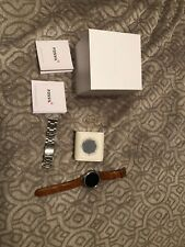 Fossil Q Smart Watch (Silver)