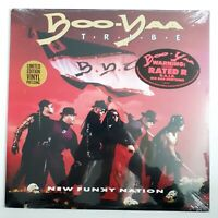 BOO YAA TRIBE - New Funky Nation (Vinyl LP, BWAY 4017 - sealed, unplayed, promo)