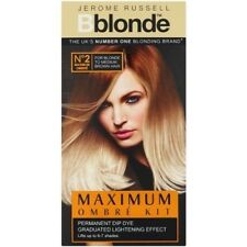 JEROME RUSSELL BBLONDE MAXIMUM OMBRE KIT