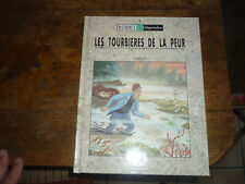 EO 1991 LES TOURBIERES DE LA PEUR PAR HUMBLET ED LOMBARD HISTOIRES ET LEGENDES