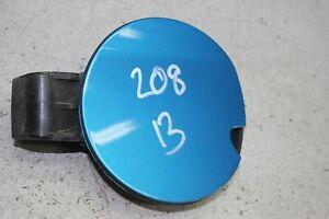 Peugeot 208 Bj.13 Fuel Flap Tank Lid Blue Kgw 9673905980 96547501