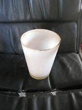vecchio paralume di ricambio globo vetro per lampada lume lampadario abat-jour