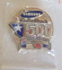 Samsung Radio Shack 500 NASCAR Texas Motor Speedway pin April 4 2004 1-1/2 X 1-5