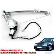 Rear Right Hand RHS Power Window Regulator For Mercedes Benz W124 E-Class 85-95