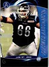 2008 Extreme Sports CFL Jude St. John #36