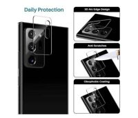 Samsung Galaxy Note 20 Ultra  Screen Protector for Back Camera Lens (3 PK)