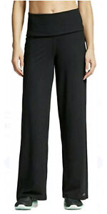 Women's C9 Champion Freedom Relaxed Regular Yoga work out pants Black Large