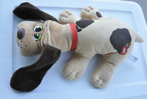 2019 Hasbro 80's Classic Collection Pound Puppies- Light Brown Dark Spots