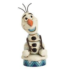 Disney Parks Traditions Olaf Figurine by Jim Shore Frozen Nib