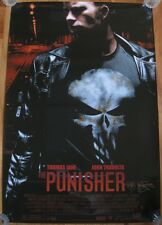 "THE PUNISHER (2004) ORIGINAL 27"" X 41"" US POSTER SIGNED IP BY TIM BRADSTREET"