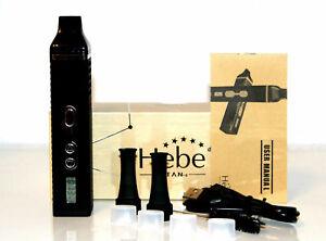 Vaporizer Hebe TITAN 2 II Verdampfer Kit für Kräuter Dry Herb in Schwarz