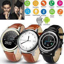 Bluetooth Smart Watch Phone Touch Screen For ios iPhone Samsung S10 S9 LG G7 G5