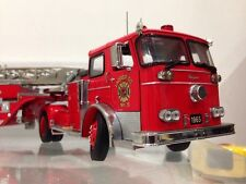 Franklin Mint 1:32 1965 Seagrave Fire Engine 21""