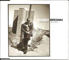 BOBBY BROWN Feelin Inside 8TRX MIXES & UNPLUGGED CD single K KLASS MARLEY MARL