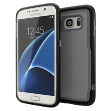 Gear4 Icebox D30 Shockproof Case Cover for Samsung Galaxy S7 - Black / Smoke