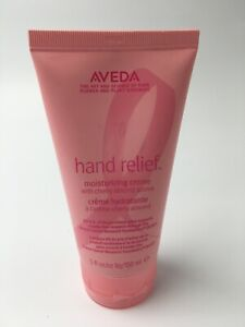 Aveda Hand Relief Moisturizing Creme 5oz Breast Cancer Awareness Package Bs51