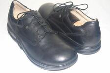 Finn Comfort Germany Black leather lace-up shoes Size Men's 6 D Women's 8