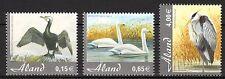 Finland / Aland - 2005 Birds Mi. 244-46 MNH