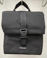 Vera Bradley Lighten Up Lunch Tote Bag in Lighten Up Black - NWT - MSRP $35