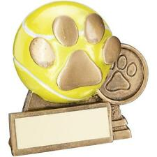 3D DOG SHOW PAW PRINT TROPHY AGILITY TRAINING FLYBALL OBEDIENCE AWARD RF560