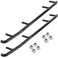"""Arctic Cat 2002-2018 Saddleless Skis 6"""" Carbide Wearbar Pair 1/2"""" Bar, 2639-185B"""
