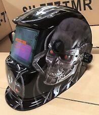 TMR !Free usa shiping Auto Darkening ANSI CE hood Welding Helmet TMR
