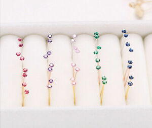3pcs 925 Sterling Silver Women Jewelry CZ Jewelry Eye Pins Headpins DIY A2513