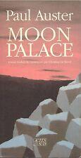 PAUL AUSTER MOON PALACE + PARIS POSTER GUIDE