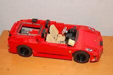 LEGO Creator Ferrari F40 (10248) parts incomplete