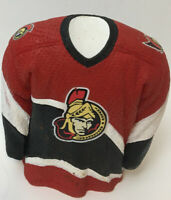 Vintage Ottawa Senators Jersey Composite Figure NHL Hockey Collectible