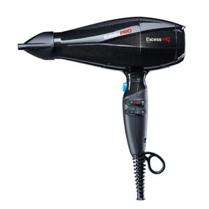 BaByliss PRO Excess HQ Hairdryer Foaming Hair Dryer 2600 W BAB6990IE