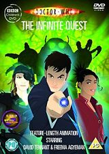 Doctor Who The Infinite Quest  Complete Animated BBC Series [DVD]