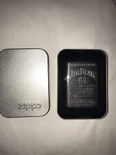 Zippo Art Deco Jim Beam Lighter