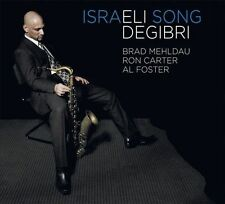 Israeli Song * by Eli Degibri (CD, Sep-2010, Anzic Records)