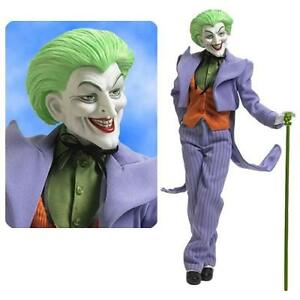 "Tonner Joker Deluxe 17"" Doll DC Stars Batman Villain New in Box"