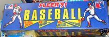 Fleer MLB baseball factory set - 1991
