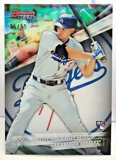 Corey Seager 2016 Bowman's Best #25 - GREEN Refractor RC #'d 35/99 - DODGERS