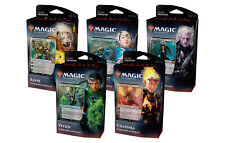 MTG Magic the Gathering Core 2020 Complete Set of 5 Planeswalker Decks SEALED!!