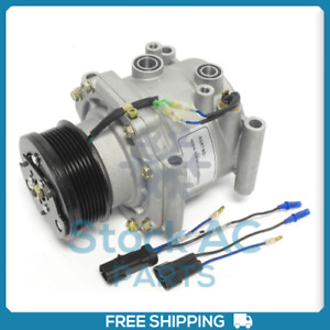 New A/C Compressor fits Chrysler Town & Country / Dodge B1500, 2500, 3500..