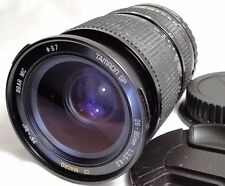Tamron Adaptall 28-80mm f3.5-4 Manual Focus Lens adapted to Canon EOS EF cameras