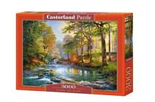 NEW CASTORLAND Puzzle 3000 Tiles Pieces Jigsaw Along the River C-300532